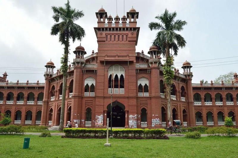 Curzon Hall, University of Dhaka. Photo: Biswarup Ganguly/Wikimedia