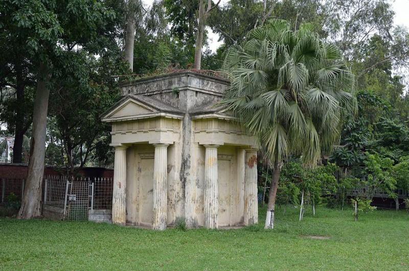 Greek Memorial at TSC