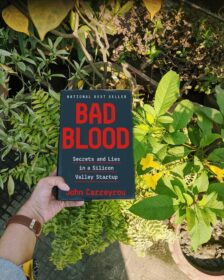 bad blood theranos elizabeth holmes